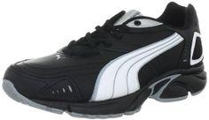 Puma Xenon TR SL, Herren Laufschuhe, Schwarz (black-white-puma silver-quarry 04), 39 EU (6 Herren UK) - http://uhr.haus/puma-6/puma-xenon-tr-sl-herren-laufschuhe-schwarz-black-6
