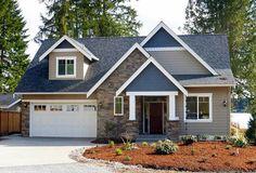 Impressive Master Suite - 23527JD | Architectural Designs - House Plans