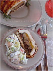 ...konyhán innen - kerten túl...: Aszalt gyümölcsös-csirkemájas csirkemell Light Recipes, Smoothie, Chicken Recipes, Bacon, Sandwiches, Mexican, Meat, Ethnic Recipes, Foods