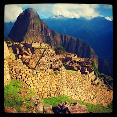 One of the most incredible places on earth - Machu Picchu #Peru www.finisterra.ca #travel
