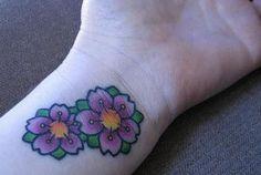 Wrist Tattoos : Page 19 Wrist Tattoos Girls, Flower Wrist Tattoos, Girl Tattoos, Tattoo Images, Tattoo Designs, Creative, Ideas, Tattoo Women, Tattooed Guys