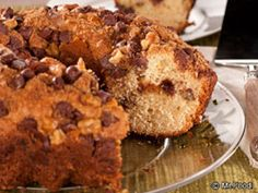French Coffee Cake - Perfect with a cup of coffee on Christmas morning.