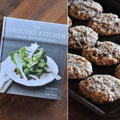 gluten free chocolate chip cookies || sprouted kitchen cookbook