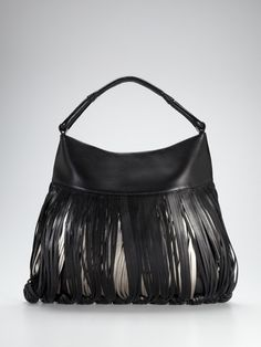 Almost fringe but better! Katherine Kwei: Donna Lambskin Tote $1310