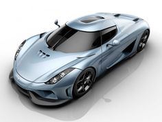 Koengisegg Regera - $1.9million hybrid hypercar -  a 1,100-horsepower, 5.0-liter twin-turbocharged V8 engine. Along with the fuel burning engine, there's also a 700-horsepower electric motor. The 2 motors can produce more than 1,500 horsepower with acceleration from 0-249mph in less than 20s. It's got a fully active aerodynamics package that uses a lightweight hydraulic system to power both adjustable front and rear wings, as well as the suspension - a limited run of 80 cars will be…