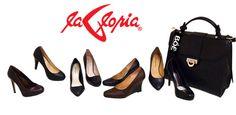 Luce sensacional de pies a cabeza. Recuerda que es la temporada de los #zapatos #moda #chicas