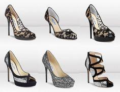 Jimmy Choo O/I 2012-2013: Zapatos elegantes