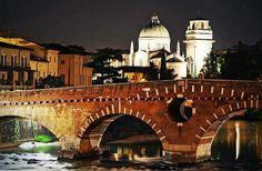 #Veronadisera Luoghi incantevoli