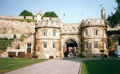 Lincoln Castle #16 Of 50 Top Haunted Places In UK
