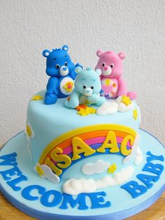 53 Best Care Bears Cakes images in 2018 | Care bear cakes, Care bear ...