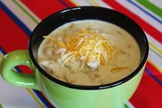 Joyful Momma's Kitchen: Creamy White Chili  *slow cooker instructions* - put a pot on for the Super Bowl