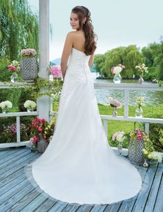 Sweetheart Gowns features the best in bridal at a great price. Find on-trend, flirty and fun wedding dresses to make every bride feel sweet and charming. Wedding Gown Gallery, Wedding Gowns, Embroidered Lace, One Shoulder Wedding Dress, Wedding Hairstyles, Salons, Tulle, Bride, Neckline
