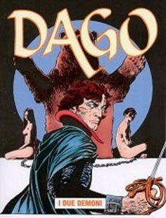 Fumetti EDITORIALE AUREA, Collana DAGO ANNO 07 - 2001