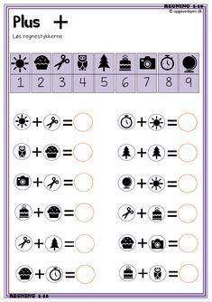 Math Practice Worksheets, Kindergarten Math Worksheets, Preschool Curriculum, Preschool Math, Teaching Math, Math Activities, Coding For Kids, Math For Kids, Fun Math