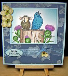 Little K Smith's Crafty Corner: House Mouse
