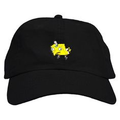 SpongeBob Meme SpongeMock Dad Hat – Fresh Elites