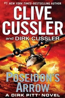 """Dirk Pitt is oceanography's answer to Indiana Jones,"" praises the Associated Press. ""Exotic locations, ruthless villains and many narrow escapes—Cussler's fans come for swashbuckling [and] he…  read more at Kobo."