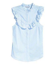 Ladies   Shirts & Blouses   H&M US