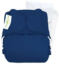 bumGenius Original One-Size Pocket-Style Cloth Diaper 5.0 (Stellar) - The original bumGenius pocket design released in 2005, put bumGenius on the map as one of the best-selling cloth diapers in the world - and this top-rated cloth diaper just got even better! With an updated stay-dry inner fabric that stretches to provide a secure fit and a redesigned pocket that i...