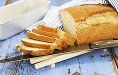 Gluteeniton kuitupitoinen vuokaleipä