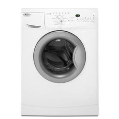 Whirlpool 2.3 Cubic Feet Compact Front Load Washer with Time Remaining Display - WFC7500VW