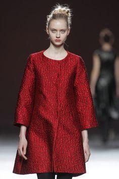 Madrid Fashion Week 2016: Esther Noriega