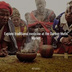 Soak up the vibrant culture and wisdom of traditional healing