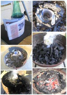 trucs et astuces pour allumer un barbecue charbon à tous les coups