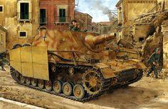 Sturmpanzer IV Brummbar ~ BFD
