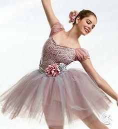 Beautiful Ballet Tutu from Curtain Call Costumes