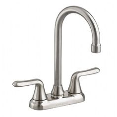 American Standard 2475.500.075 Colony Soft 2-Handle High-Arc Bar Faucet, Stainless Steel American Standard,http://www.amazon.com/dp/B005HEE6ZY/ref=cm_sw_r_pi_dp_z-mhtb1M0XX0HA4G