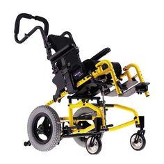 Invacare Orbit - Invacare Pediatric Manual Wheelchairs - want this handle!