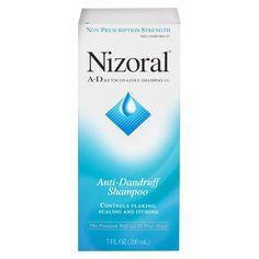 Nizoral AD Anti-Dandruff Shampoo - 7 Oz
