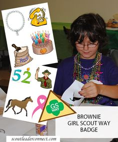 Brownies Girl Scout Ways Badge - Girl Scout Leader Connect