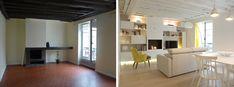 Photos de réalisations d'un décorateur d'intérieur qui vous montre ses avant après à Paris .