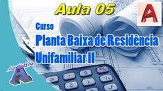 Planta Baixa de Residência Unifamiliar II – Aula 05 - Noções de Medidas ...