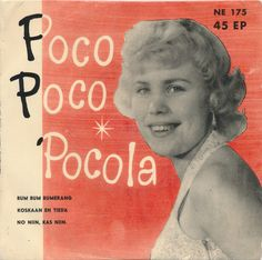 Tuula-Anneli Rantanen - Poco Poco Pocola (1958, Vinyl)   Discogs Pet Dogs, Pets, Terms Of Service, Video Editing, Pop Fashion, 1950s, Album, Movie Posters, Image