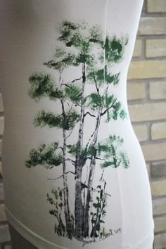 Hand Painted Clothing