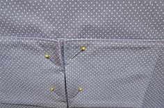 Tips for Better Handmade Bags- interior pockets - Geta's Quilting Studio -