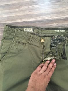 Men trouser detail casual citrus chinos http://short-haircutstyles.com