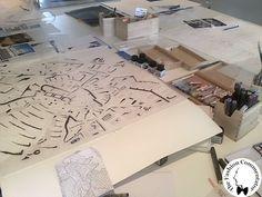Archivio Emilio Pucci - Les Journées Particulières - Print workshop