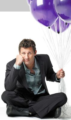 Adam Hills - A beautiful person indeed. So so funny, kind and intelligent :)