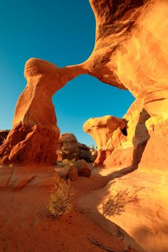 Beautiful #Desert... Devil's Garden, Grand Staircase - #Escalante National Monument, #Utah #USA