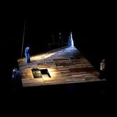 JOÃO MENDES RIBEIRO  Cenografia da peça «D. João», de Moliére, encenação de Ricardo Pais, produção de TNSJ