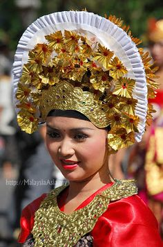 Deeng girl- Festival of People and Tribes in Bali, Indonesia (Pt 1) - Malaysia Asia