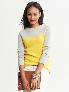 Colorblock Boatneck Pullover http://bananarepublic.gap.com/browse/product.do?cid=5043&vid=1&pid=688825012