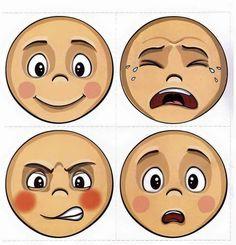 Emotions Preschool, Emotions Activities, Preschool Learning, Infant Activities, Classroom Activities, Preschool Activities, Teaching Kids, Childhood Education, Kids Education