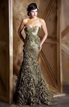 Buy a evening dress couture