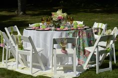 Garden Party Autumn Garden, Party Themes, Entertainment, Foods, Table Decorations, Inspired, Fall, Home Decor, Food Food