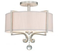 Rosendal 4 Light Semi-Flush